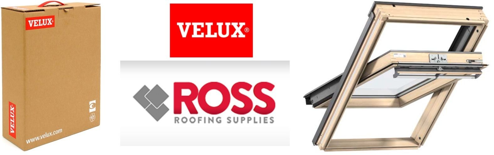 Ross Roofing Velux Shop